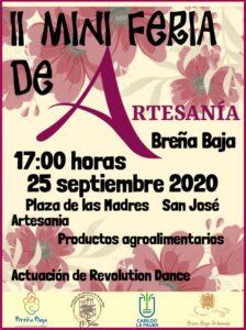 II Mini Feria de Artesanía – II Mini Messe des Handwerks