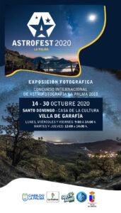 """Ausstellung """"Astrografía"""" in Santo Domingo"""