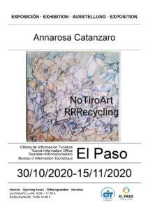 Ausstellung Annarosa Catanzaro