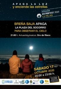 "Konzert ""Oro de Risco"" zum World Starlight Day"