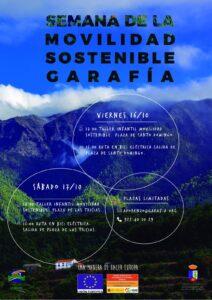 Nachhaltige Mobiltätswoche Villa de Garafía