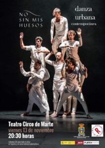 """""""No sin mis huesos"""" im Teatro Circo de Marte"""