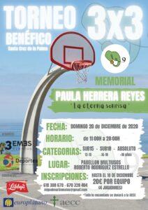 3x3 Charity-Basketballturnier in Santa Cruz