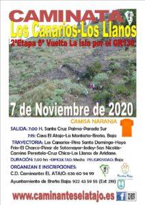 Wanderung Los Canarios – Los Llanos