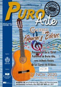 """Konzert """"I Encuentro de Habaneras y Boleros"""""""