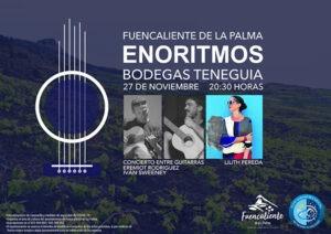 Konzert zum Kulturfestival ENORITMOS