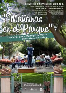 "Konzert "" Banda Municipal de Música de Los Llanos de Aridane"""