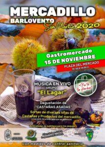 Festivo San Martin 2020 – Mercadillo de Barlovento