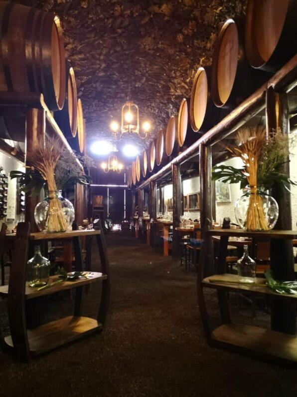 Restaurante Bodegón Tamanca Isla de La Palma