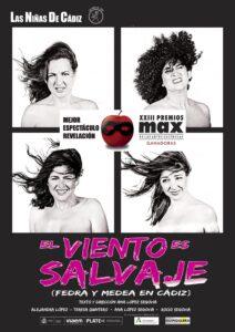 """Theaterstück """"El viento es salvaje"""" im Teatro Circo de Marte"""