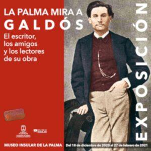 "Ausstellung ""La Palma mira a Galdós"""