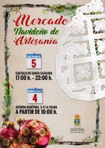 Mercado Navideño de Artesania