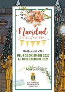 Weihnachtsprogramm der Gemeinde Santa Cruz