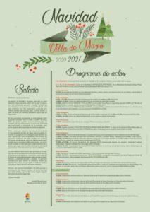 Weihnachtsprogramm der Gemeinde Villa de Mazo