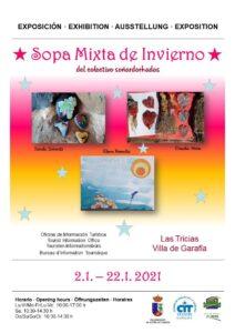 """Ausstellung """"Sopa Mixta de Invierno"""""""