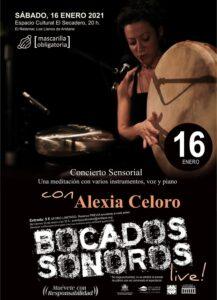 Konzert Alexia Celoro