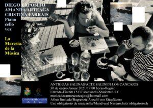 """Konzert """"La Maresía de la Música"""" in Los Cancajos"""