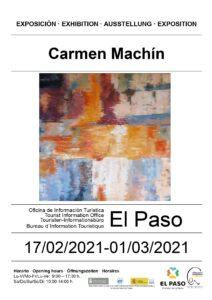 Ausstellung Carmen Machín