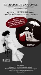 Ausstellung RETRATOS DE CARNAVAL
