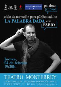 """Aufführung """"La palabra dada"""" im Teatro Monterrey"""