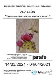 Ausstellung von Ana León