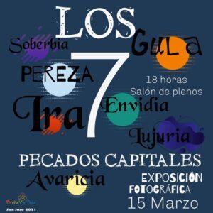 """Ausstellung """"Los 7 pecados capitales"""""""