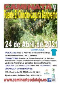 Wanderung Fuente El Chincho – Laguna Barlovento