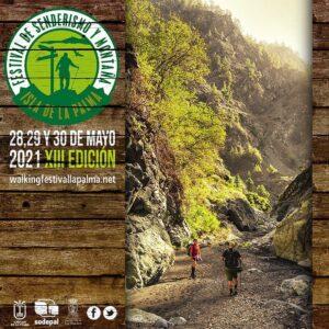 XIII Edition Festival de Senderismos y Montaña de la Isla La Palma