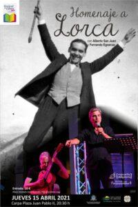 """Konzert """"Homenaje a Lorca"""""""