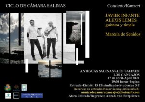 Konzert Javier Infante y Alexis Leme