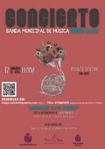 """Konzert """"La Banda Municipal de Música de Breña Baja"""""""