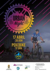 Mountainbike-Rennen Urban Night