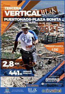 III Vertikal Lauf Puerto Naos – Plaza Bonita