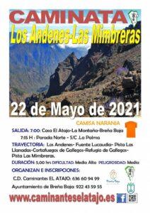 Wanderung Los Andenes – Las Mimbreras