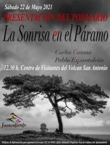 """Präsentation des Gedichts """"La Sonrisa en el Páramo"""""""