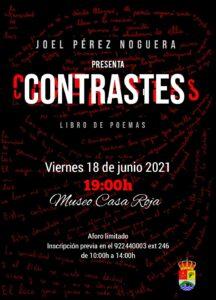 Lesung des Gedichtbandes 'Contrasts'
