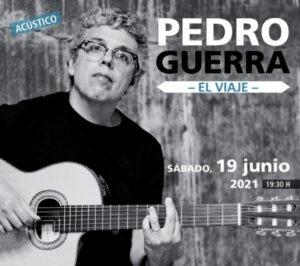 Konzert Pedro Guerra