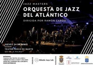Konzert 'La Orquesta de Jazz del atlántico'