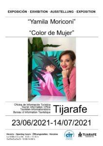 "Ausstellung ""Color de Mujer"""