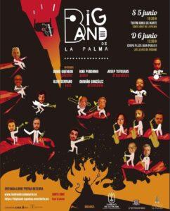 """Konzert """"Big Band de La Palma"""""""