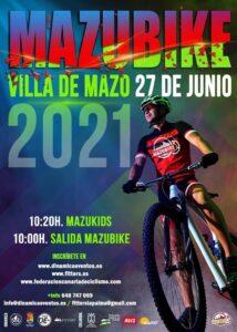 Radsport-Event 'Mazubike'