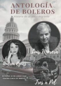 Konzert 'Antología de boleros'