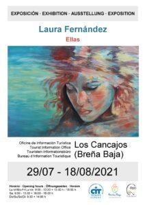 """Ausstellung """"Ellas"""" von Laura Fernández"""