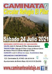 Wanderung Circular Refugio El Pilar