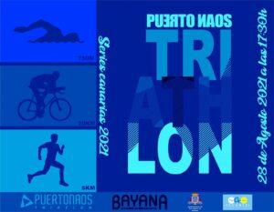 Triathlon in Puerto Naos