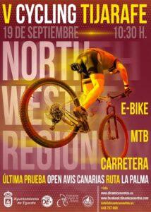 V Cycling Tijarafe