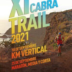 XI Cabra Trail km Vertikal