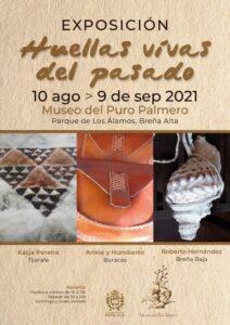 """Ausstellung """"HUELLAS VIVAS DEL PASADO"""""""
