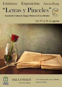 "Ausstellung ""Letras y Pinceles"""