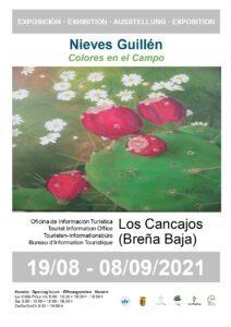 """Ausstellung """"Colores en el Campo"""""""